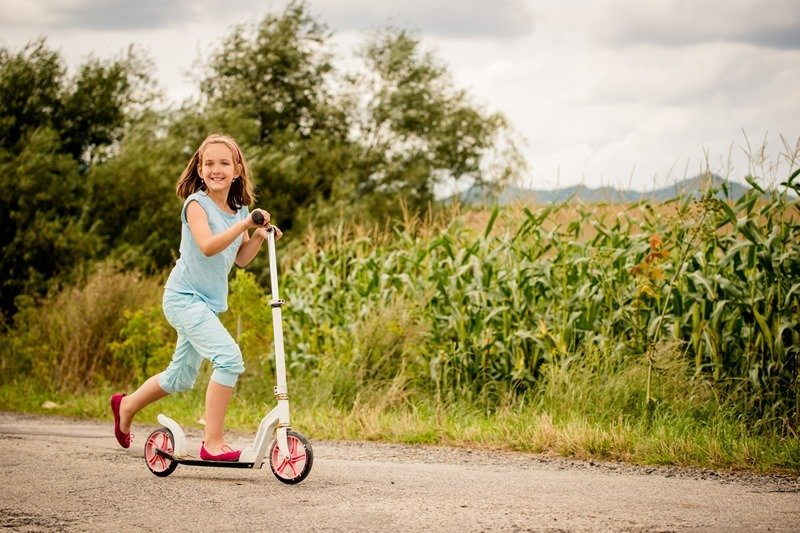 The 5 Best Scooters from the Kids Kick Scooter Category