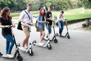 Best Electric Scooter for Adults (The Top 5)