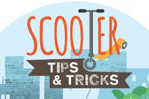 Scooter Tips & Tricks – 9 Simple Tricks for your kid…