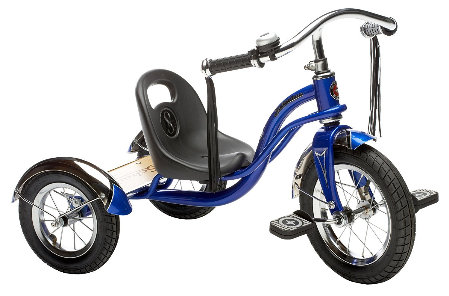 Schwinn-roadster-best-tricycle-for-kids-blue-12-inch
