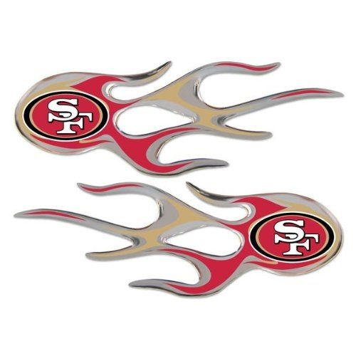 best motorcycle stickers with nfl teams