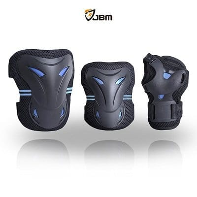 jbm multisport best elbow and knee pads for scooters