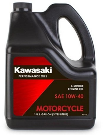 kawasaki motorcycle engine oil
