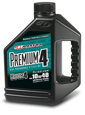 maxima premium4 10w 40 best oil for motorcycles