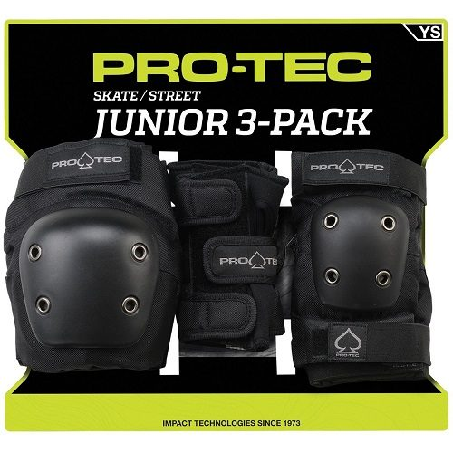 Pro tec best knee and elbow scooter pads